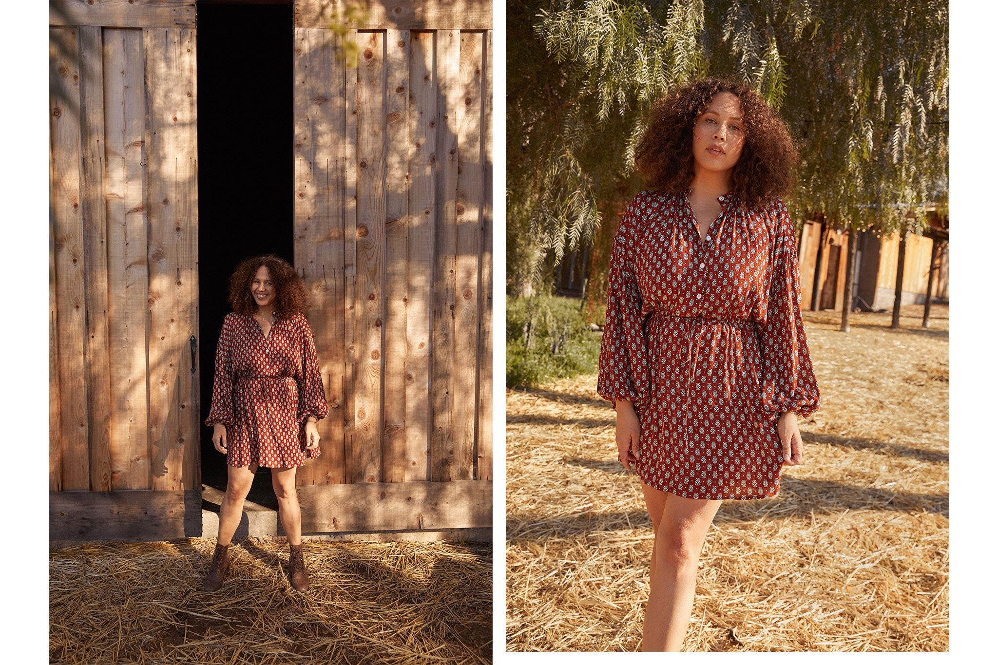 The Bonnie Dress | Penny Medallions