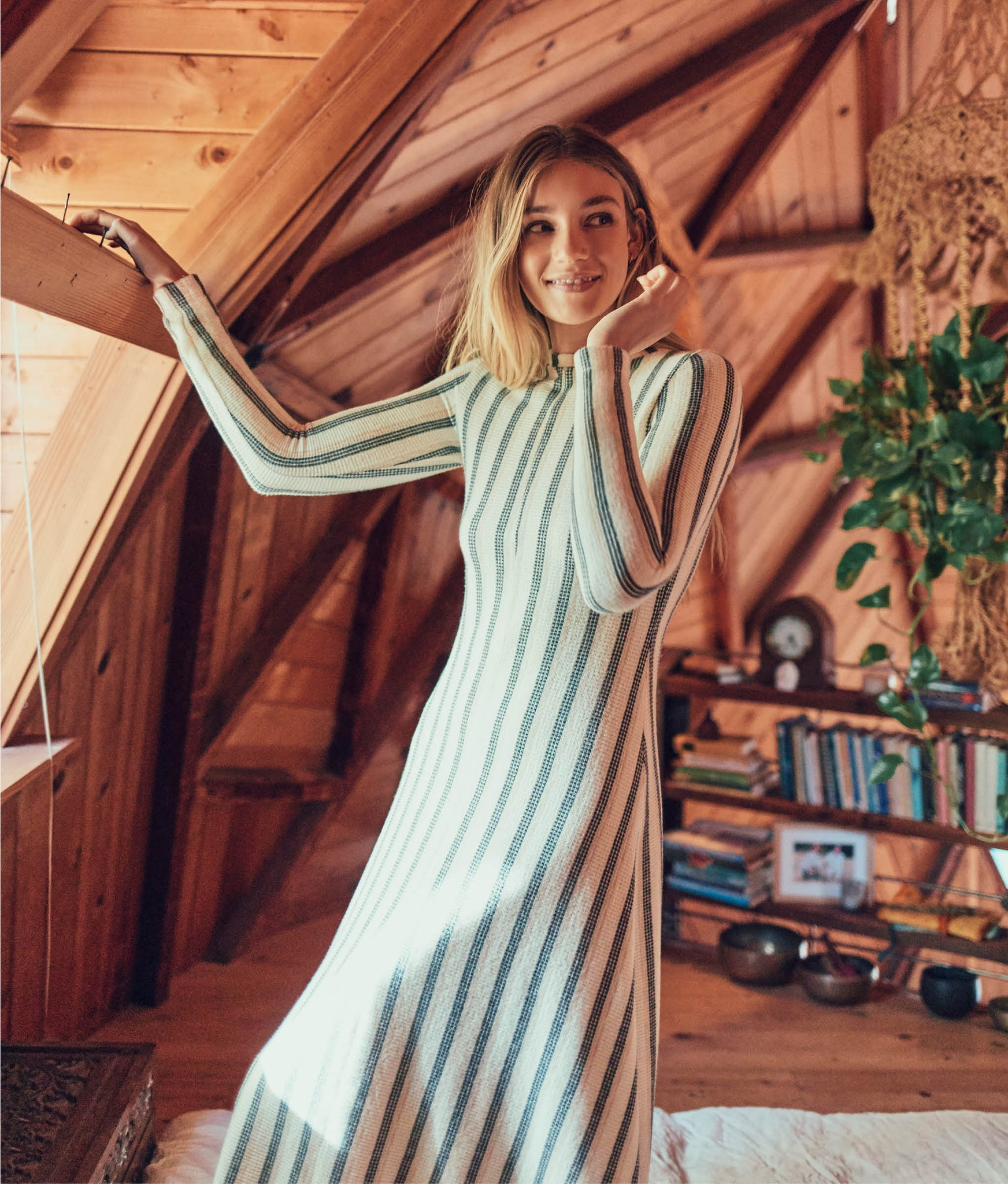 The Bowie Dress | Sandy Trails