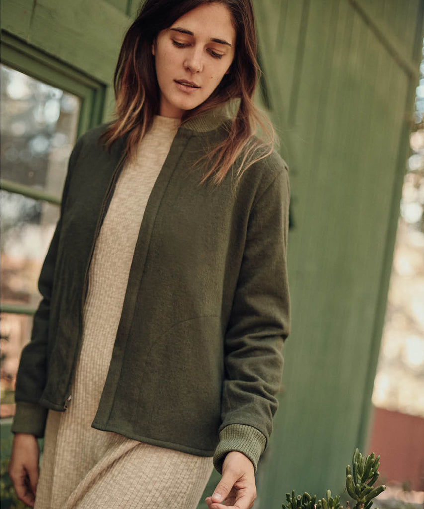 The Chandler Jacket | Forest