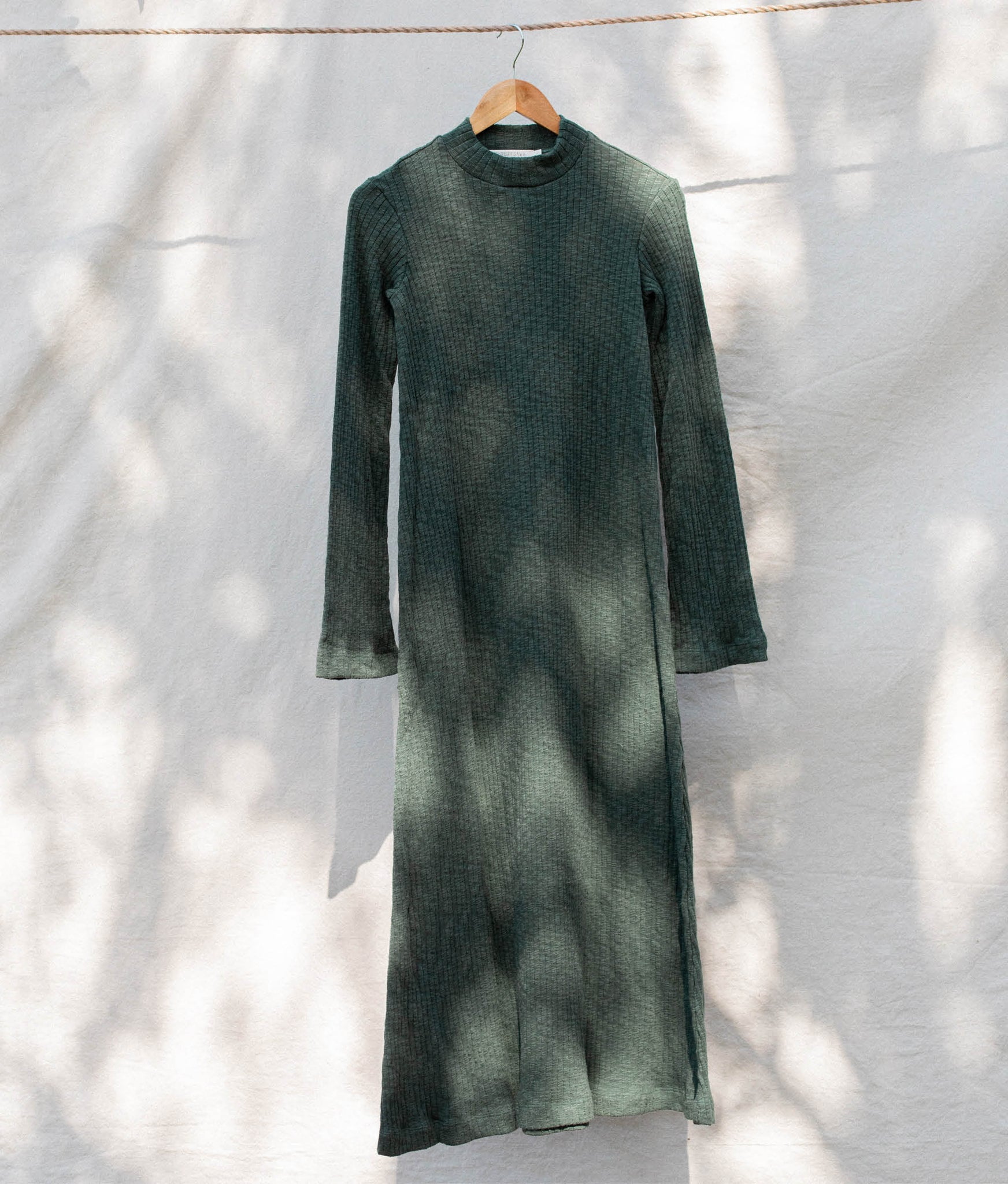 The Charlie Dress | Evergreen