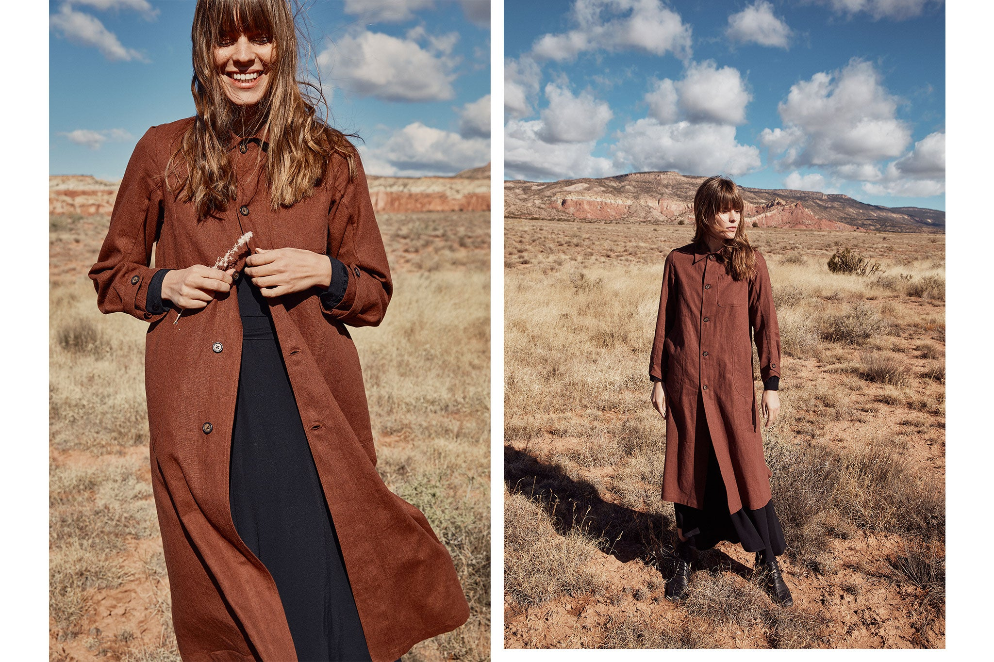 The Clara Coat | Adobe