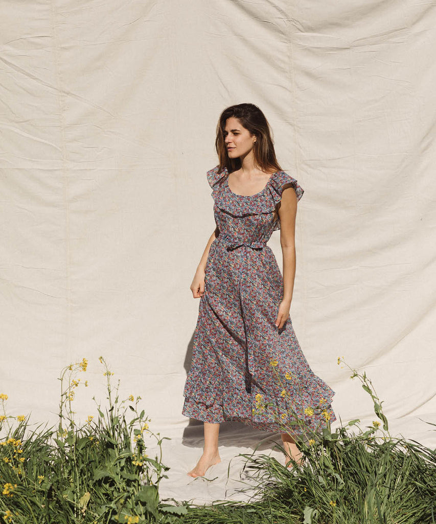 The Colette Dress | Blueberry Field image 10