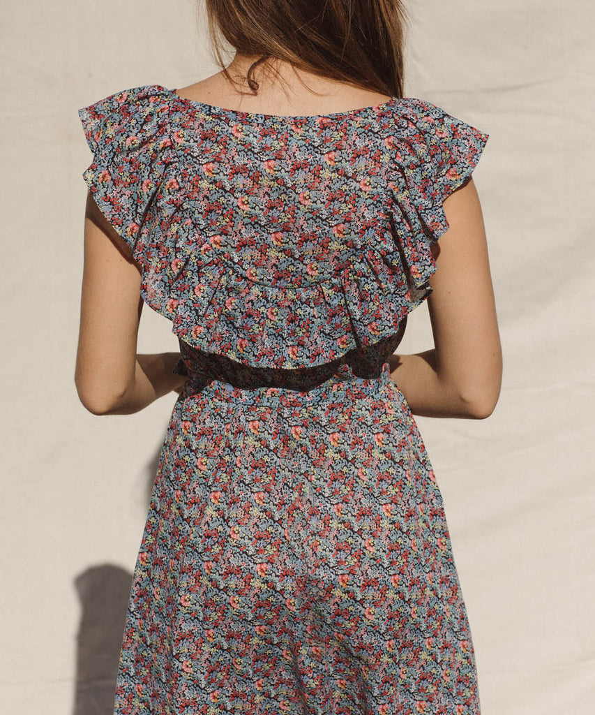 The Colette Dress | Blueberry Field image 17