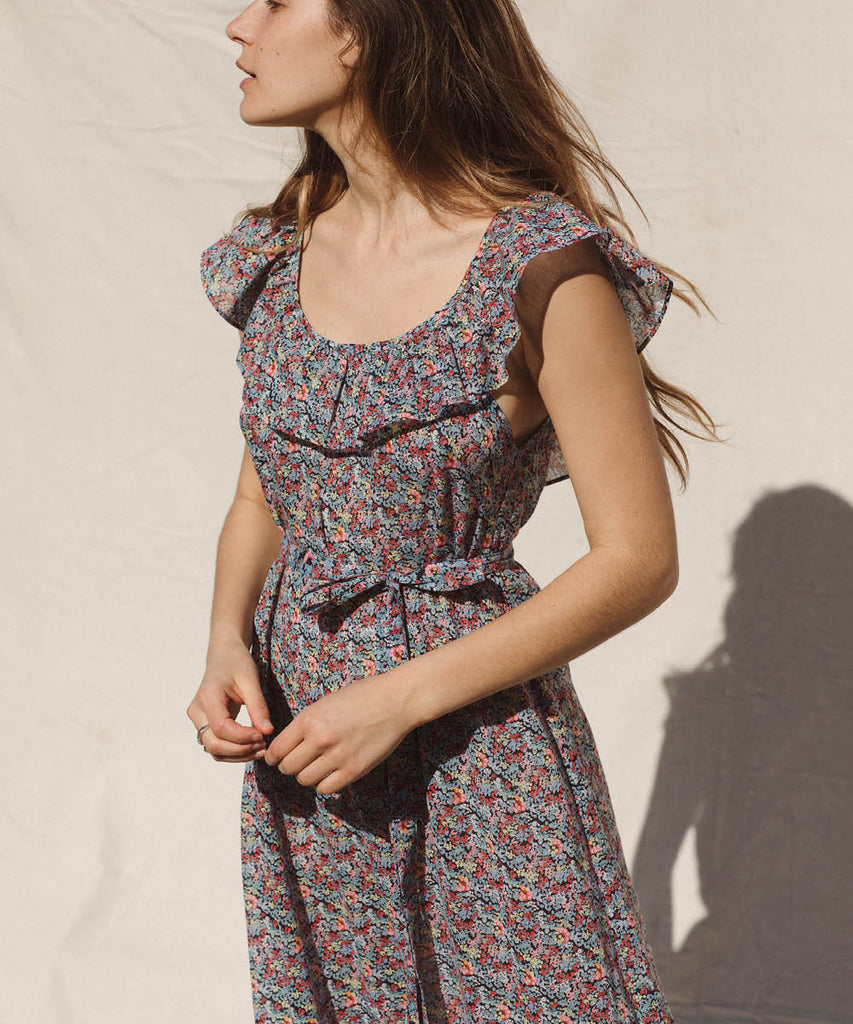 The Colette Dress | Blueberry Field image 8