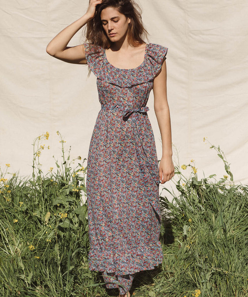The Colette Dress | Blueberry Field image 12