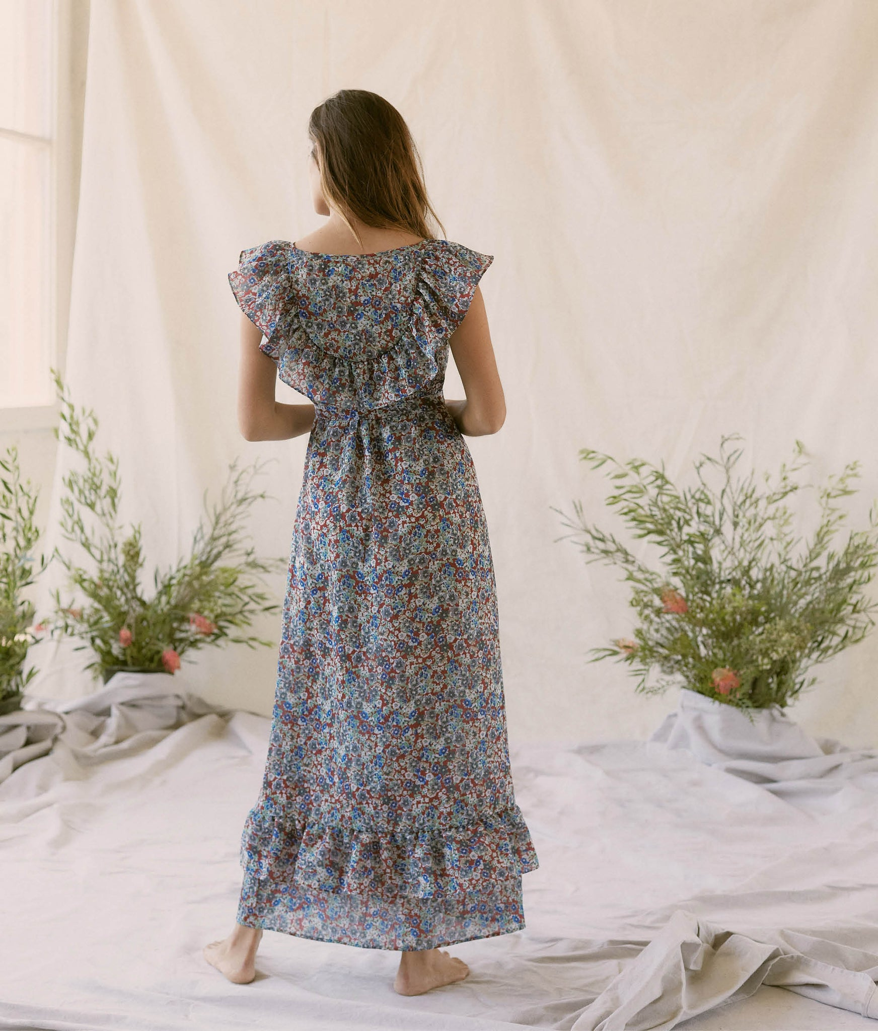 The Colette Dress | Mulberry Wildflower