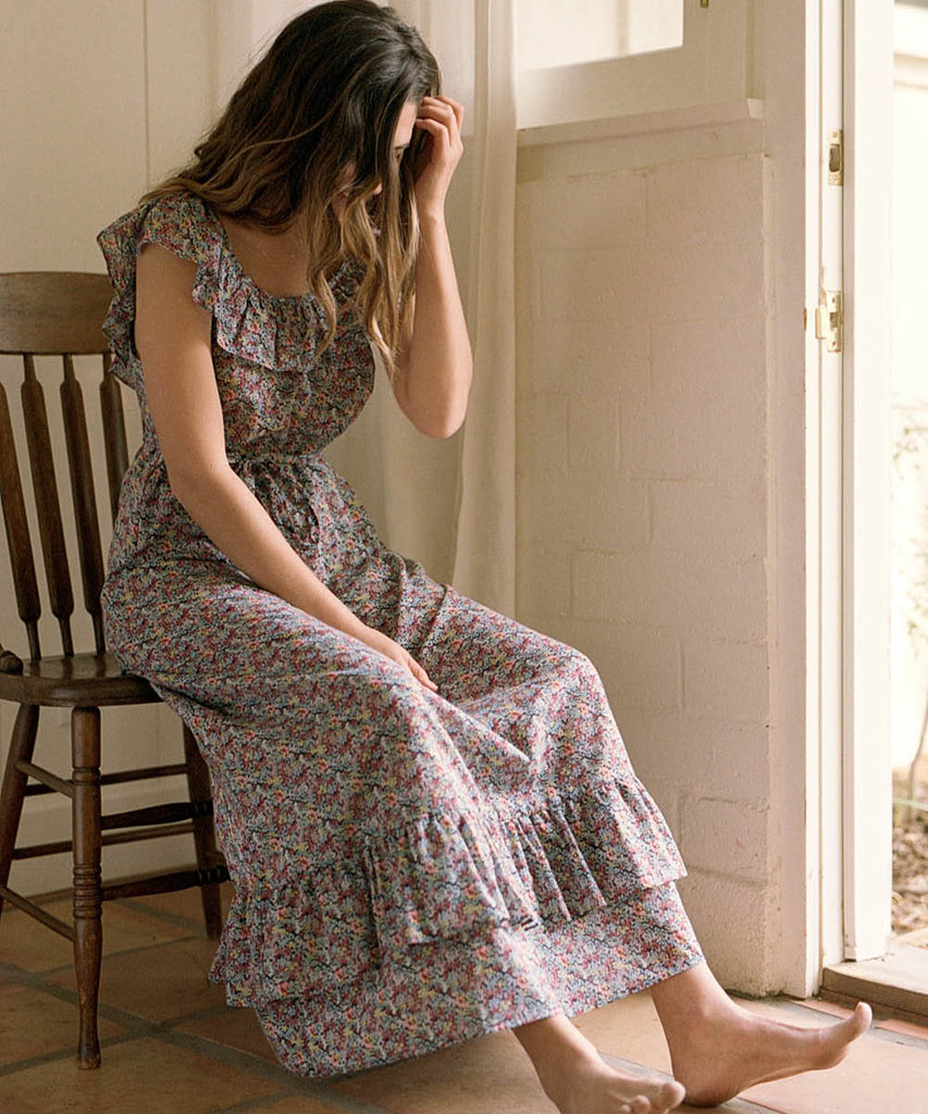 The Colette Dress | Blueberry Field image 3