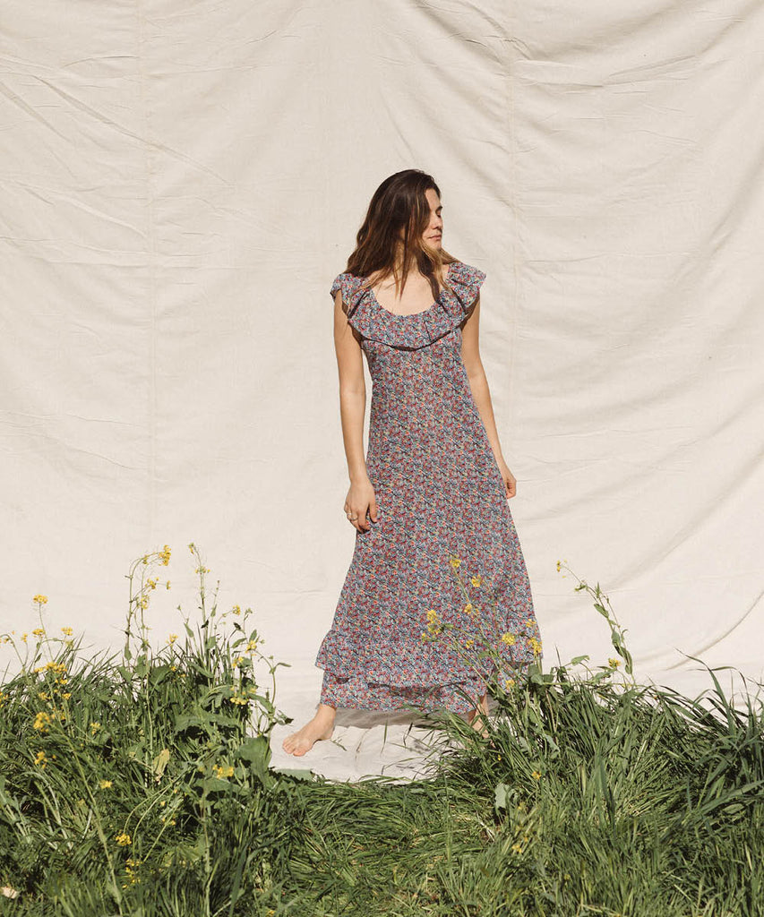 The Colette Dress | Blueberry Field image 18