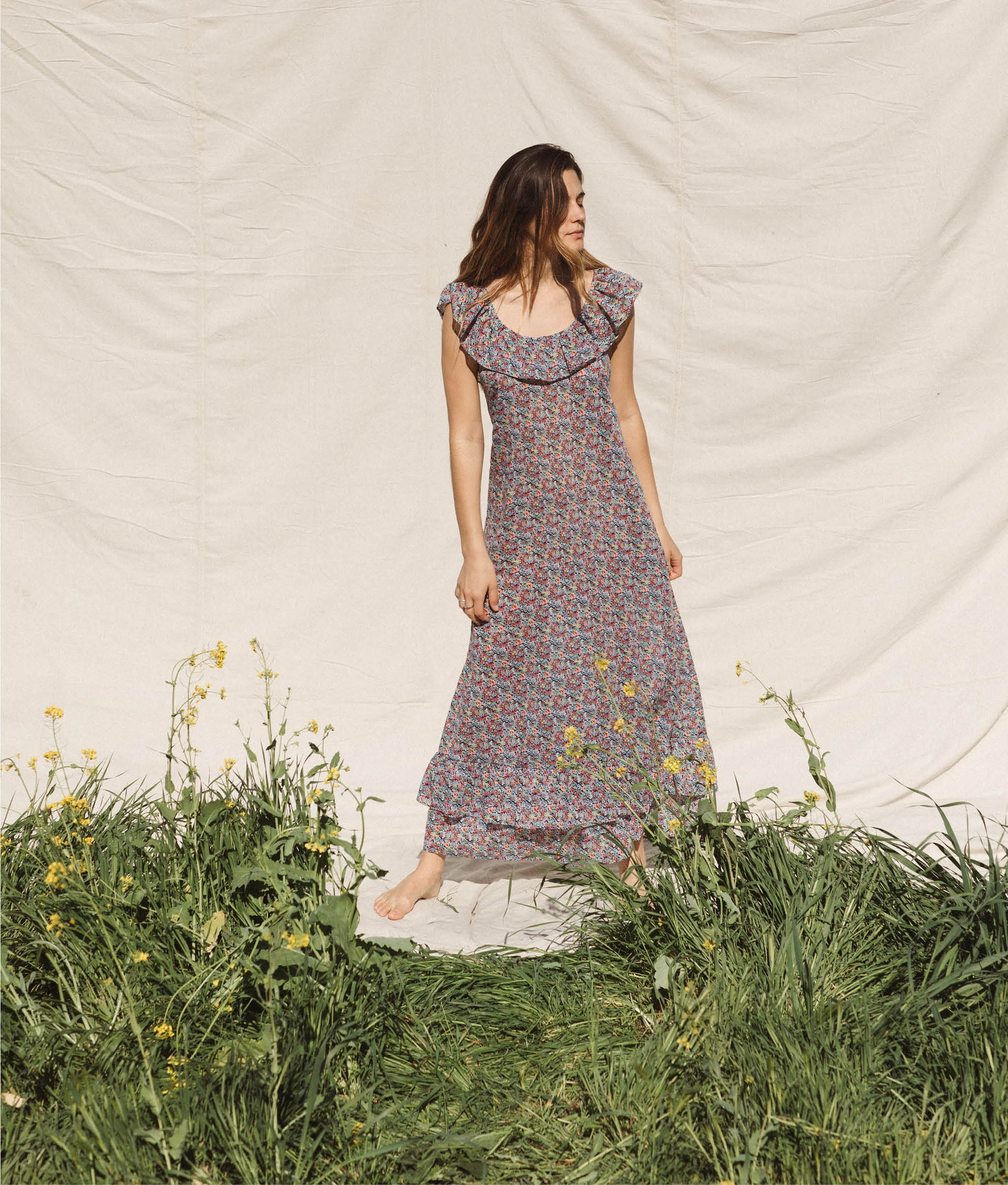 The Colette Dress | Blueberry Field