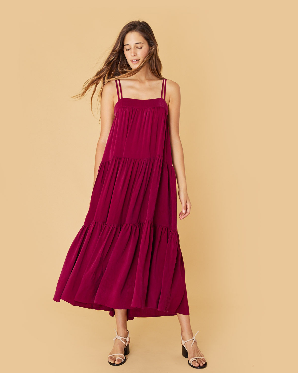 The LuLu Dress | Sangria