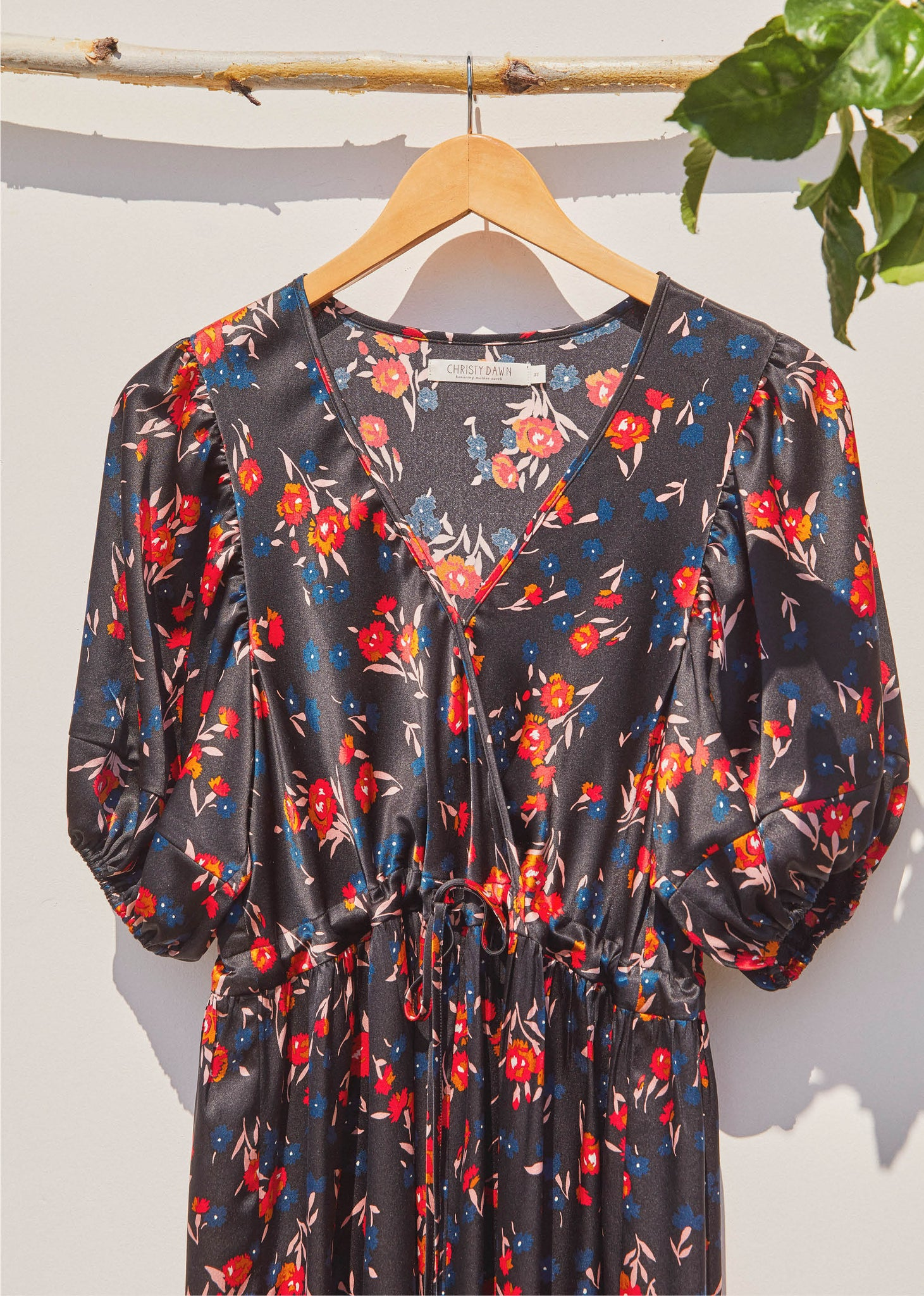 The Dahlia Dress | Painted Garden
