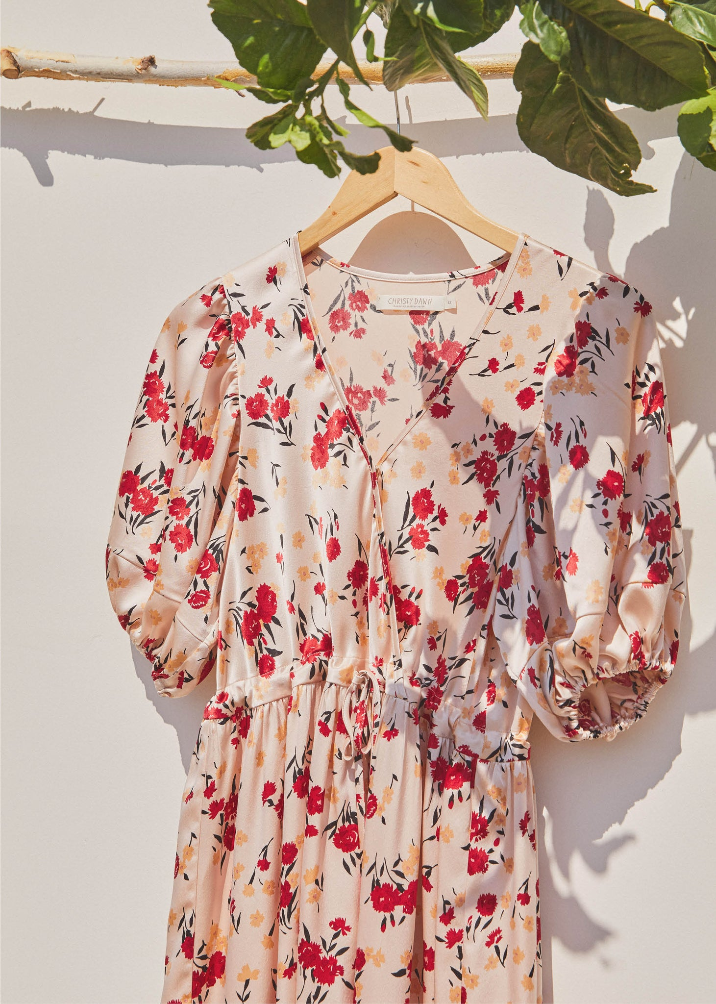 The Dahlia Dress | Painted Bloom