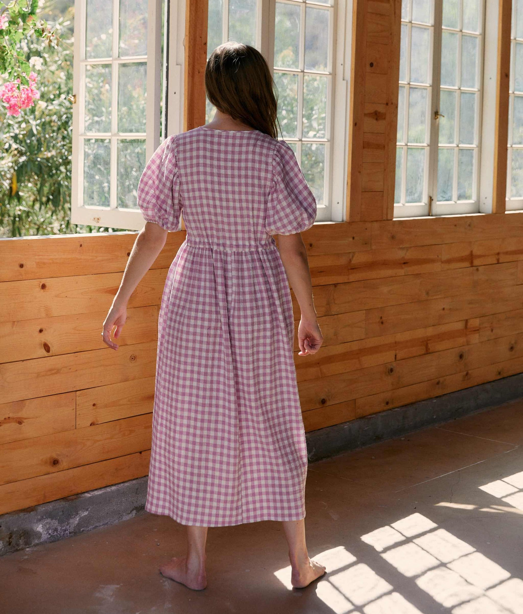 The Dahlia Dress | Orchid Checker