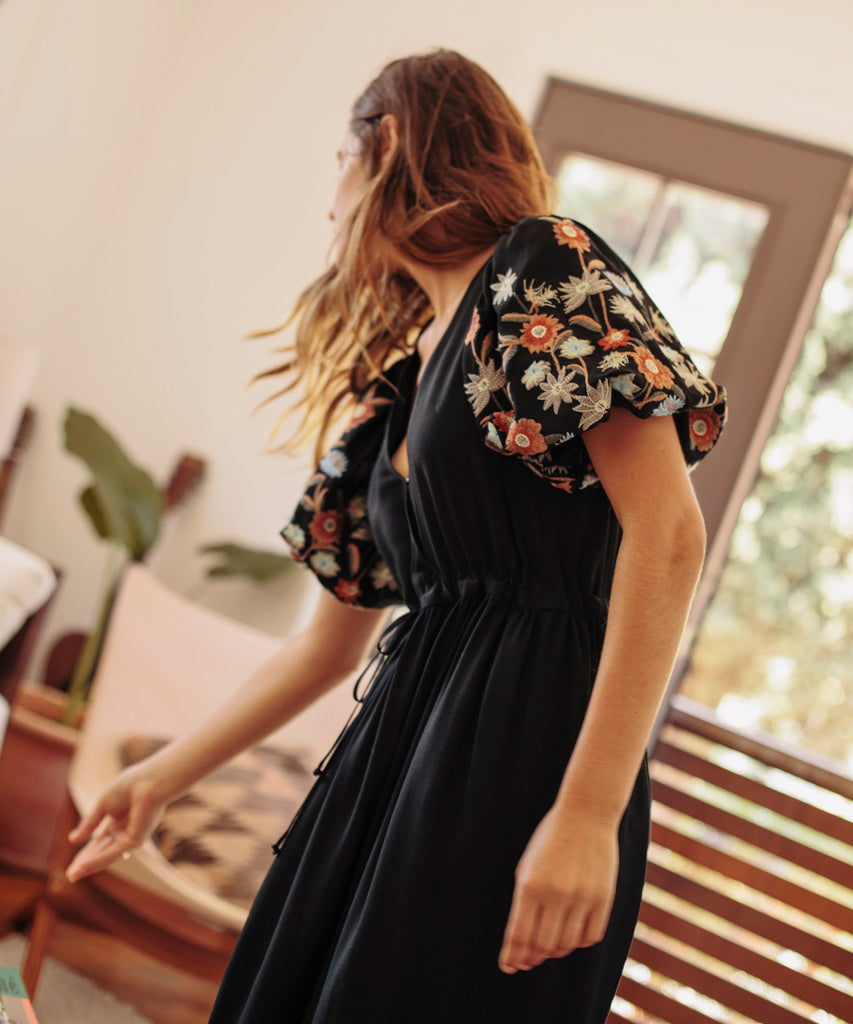 The Dahlia Dress | Secret Garden