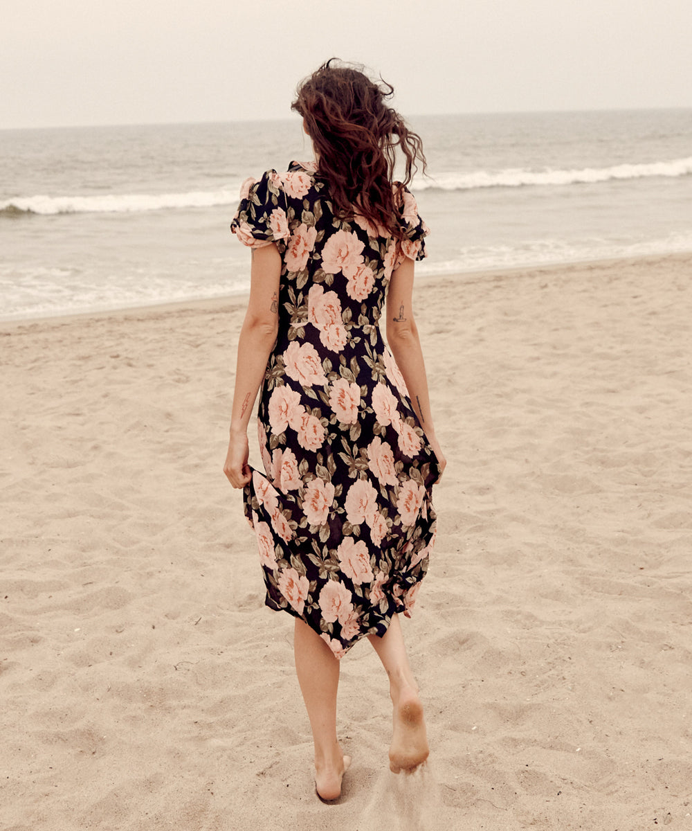 The Daisy Dress | Noir Begonia