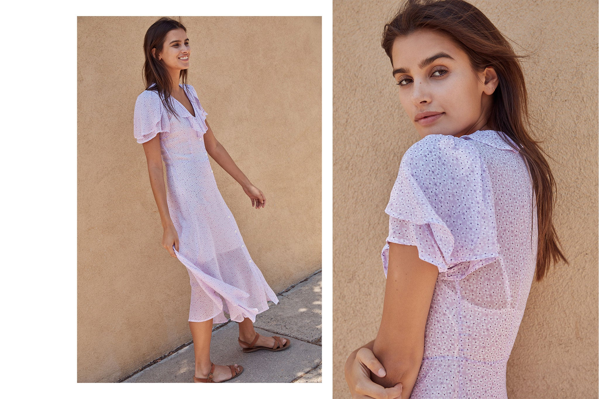 The Daisy Dress | Violet Meadow