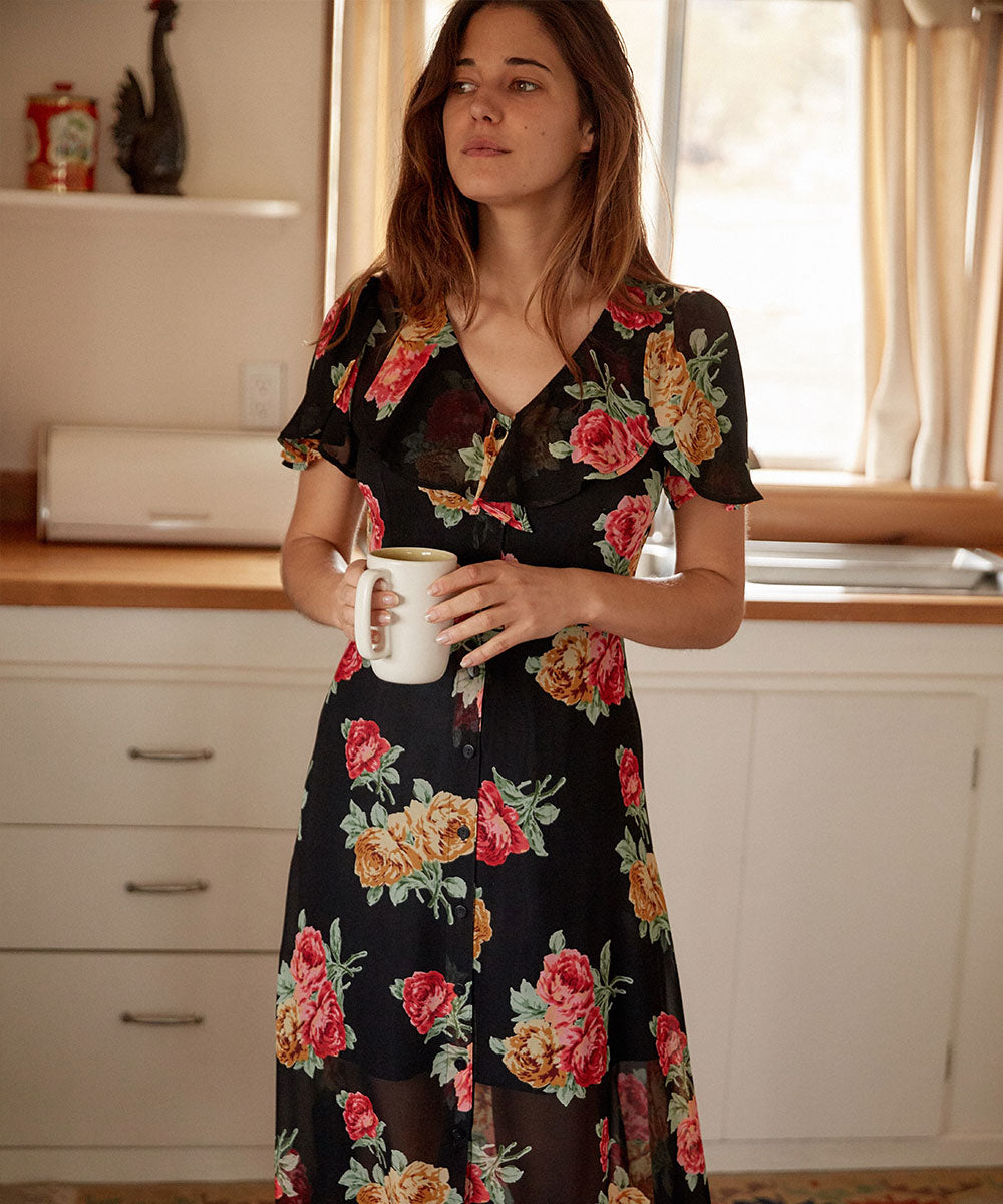 The Daisy Dress | Sable Rose
