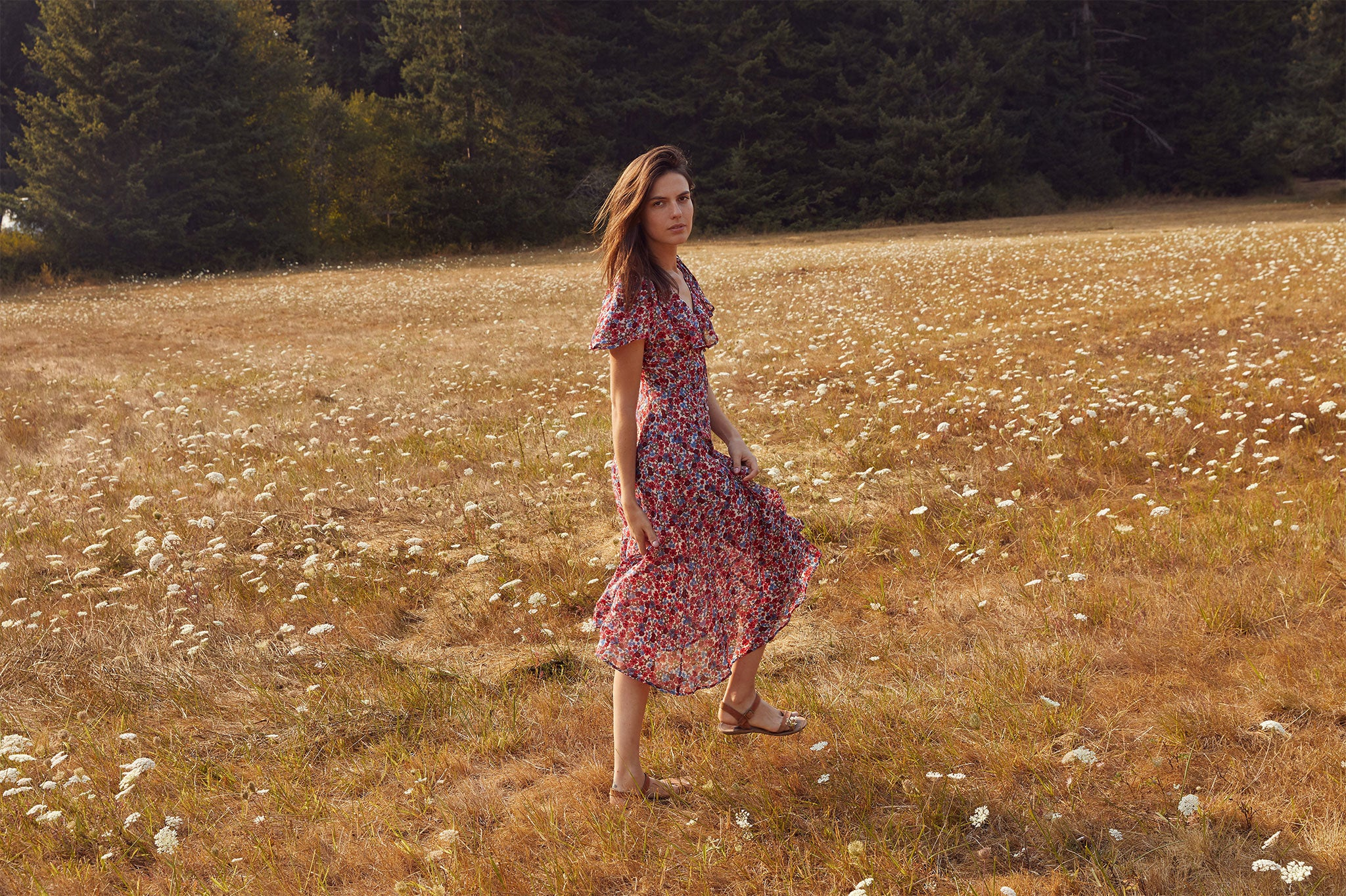 The Daisy Dress | Mulberry Garden