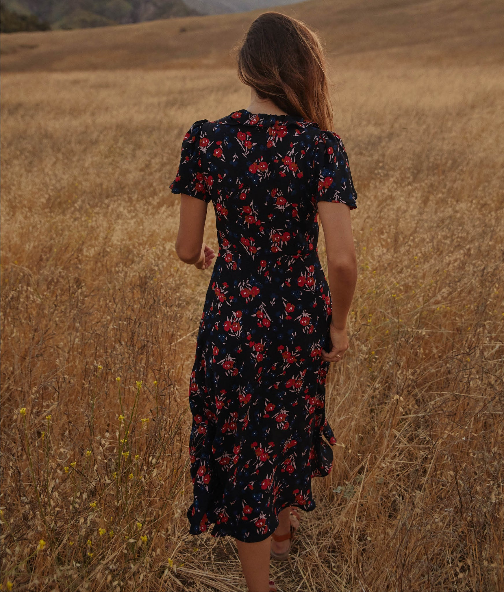 The Daisy Dress | Painted Garden