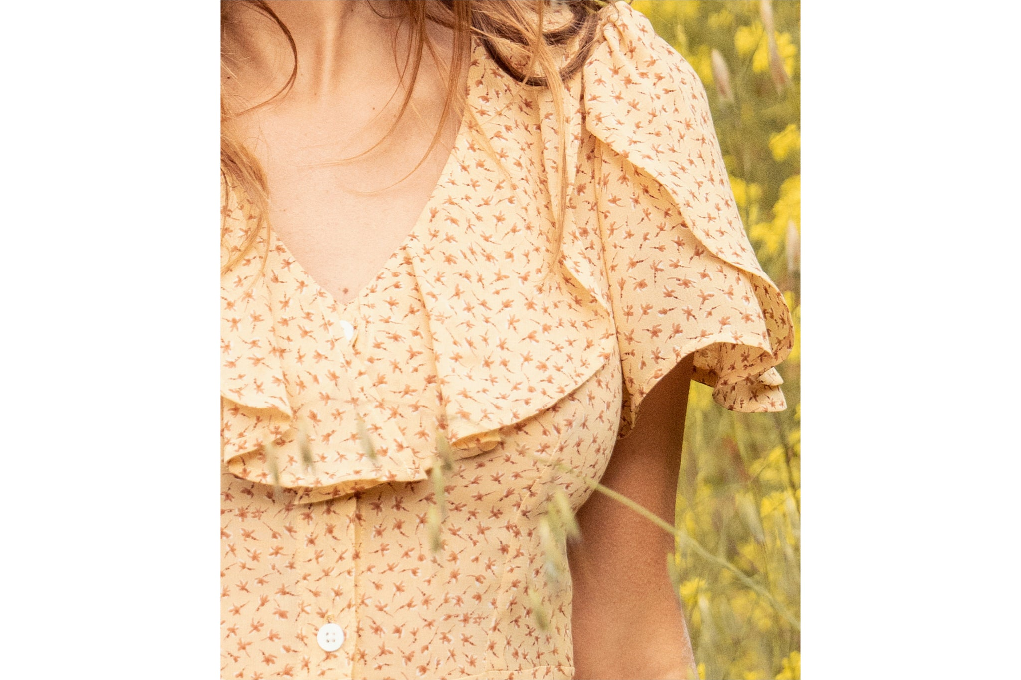 The Daisy Dress | Honey Ditsy