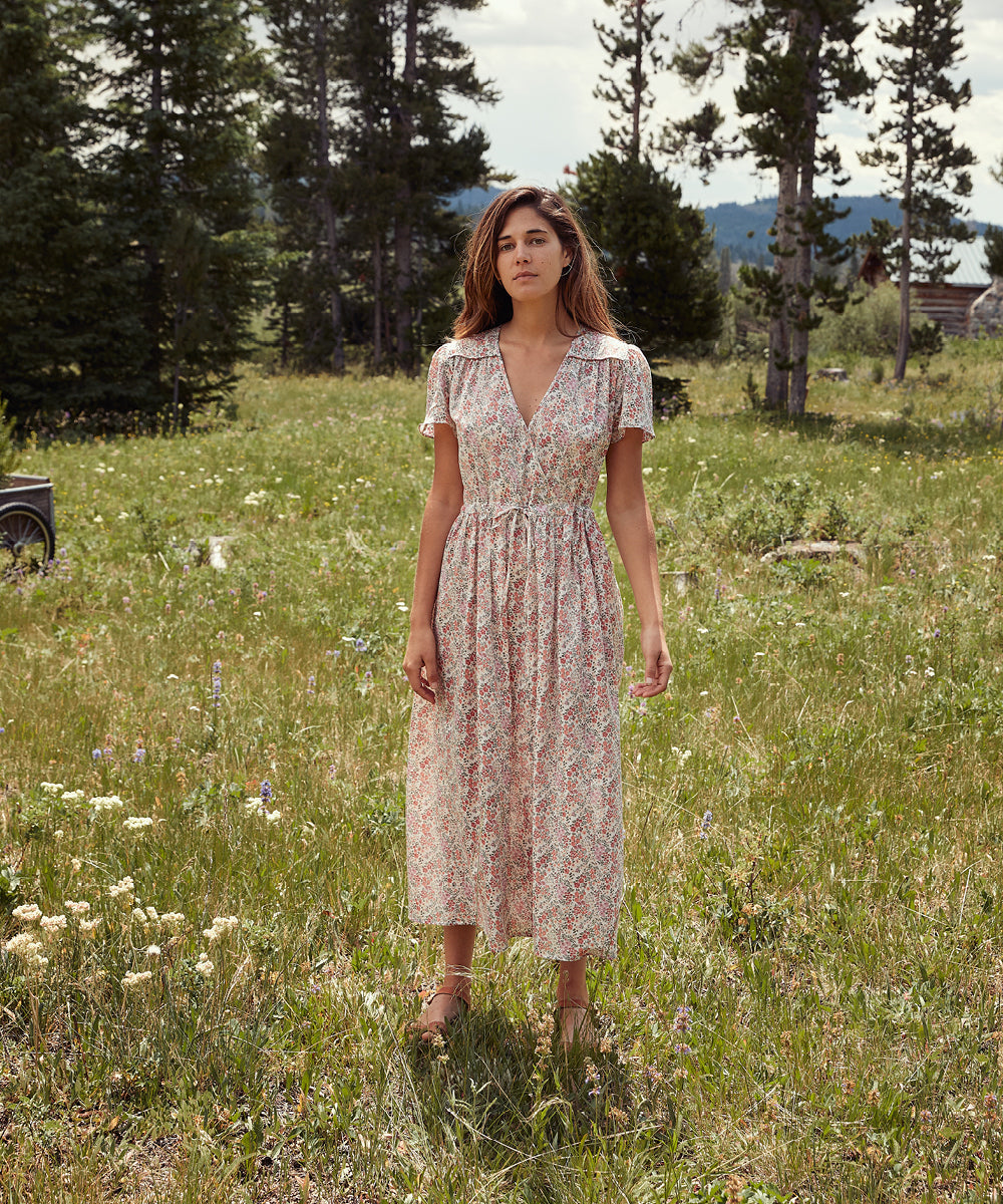 The Dawn Dress Petites | Summer Roan
