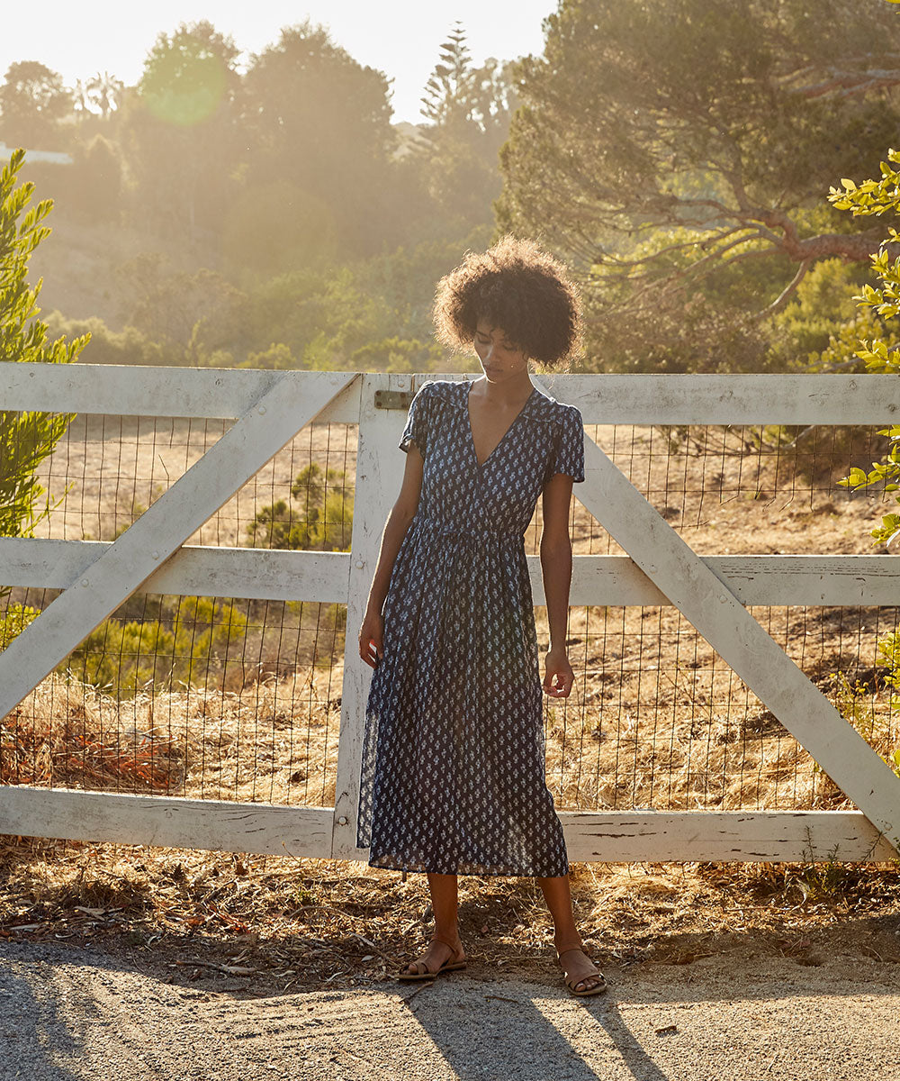 The Dawn Dress | Sea Block