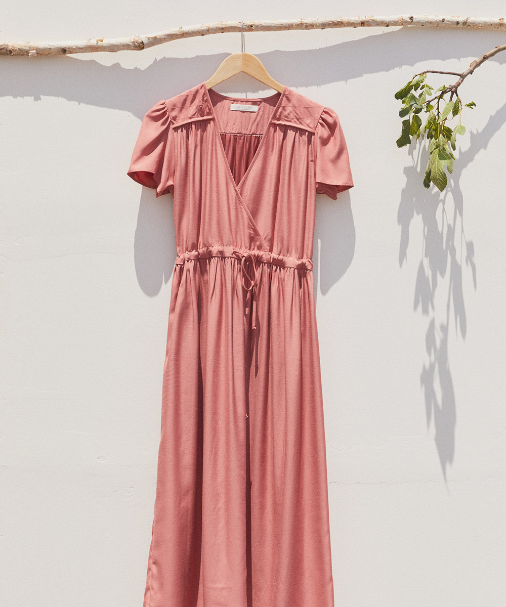 The Dawn Dress | Dusty Rose