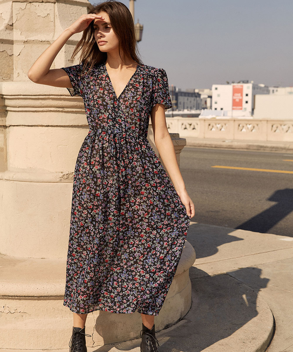 The Dawn Dress | Sable Calico