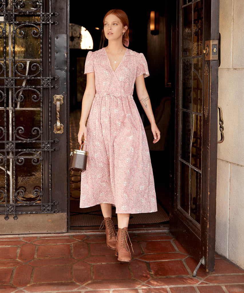 The Dawn Dress | Blush Thistle
