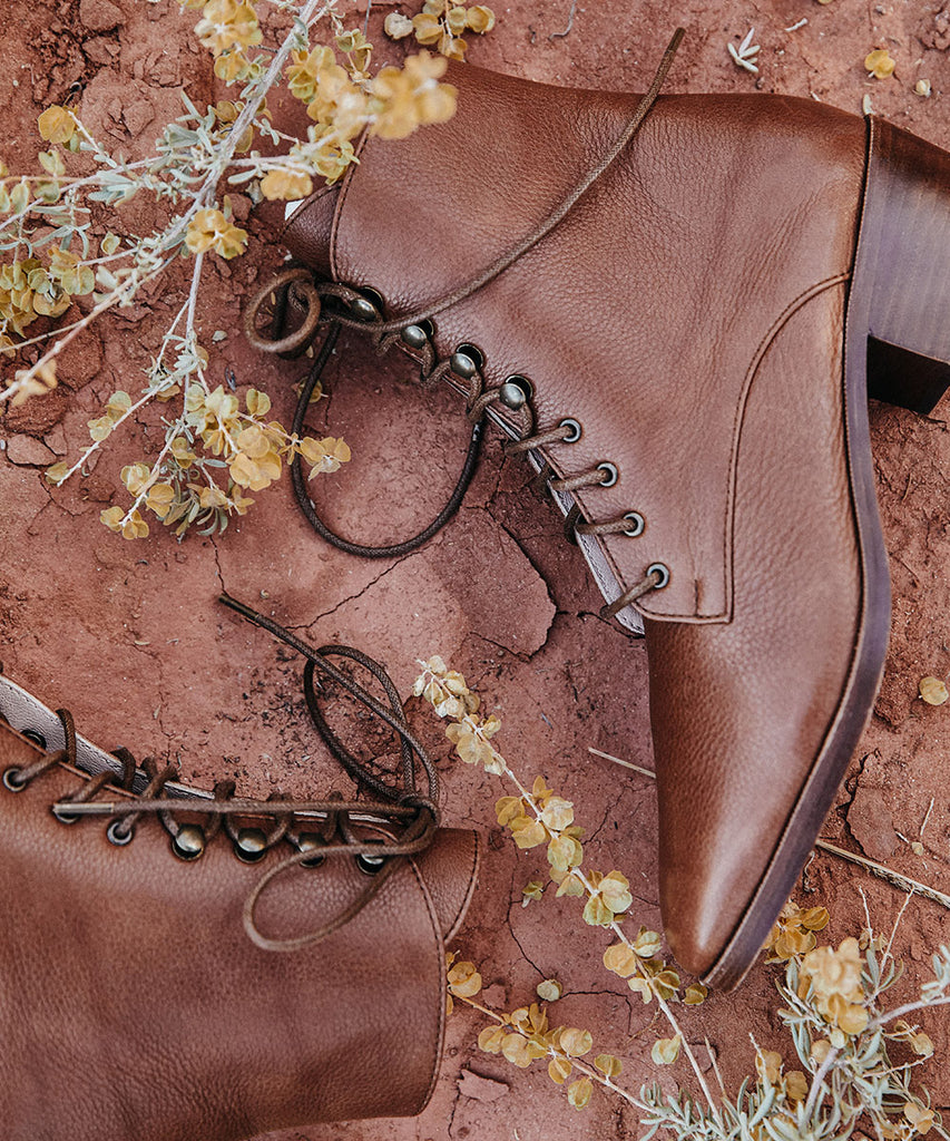 The Dawn Boot | Hickory Leather