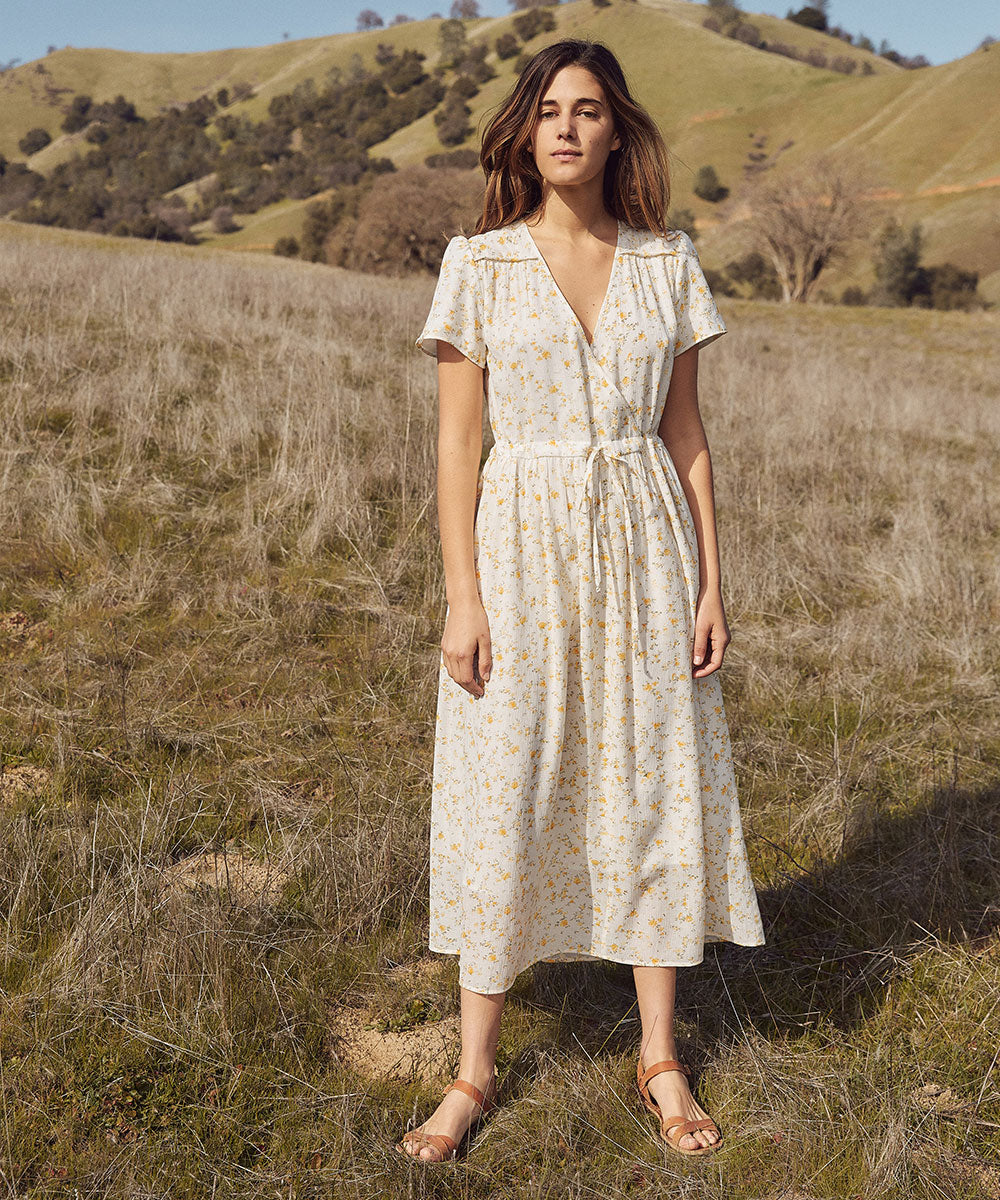 The Dawn Dress | Chamomile