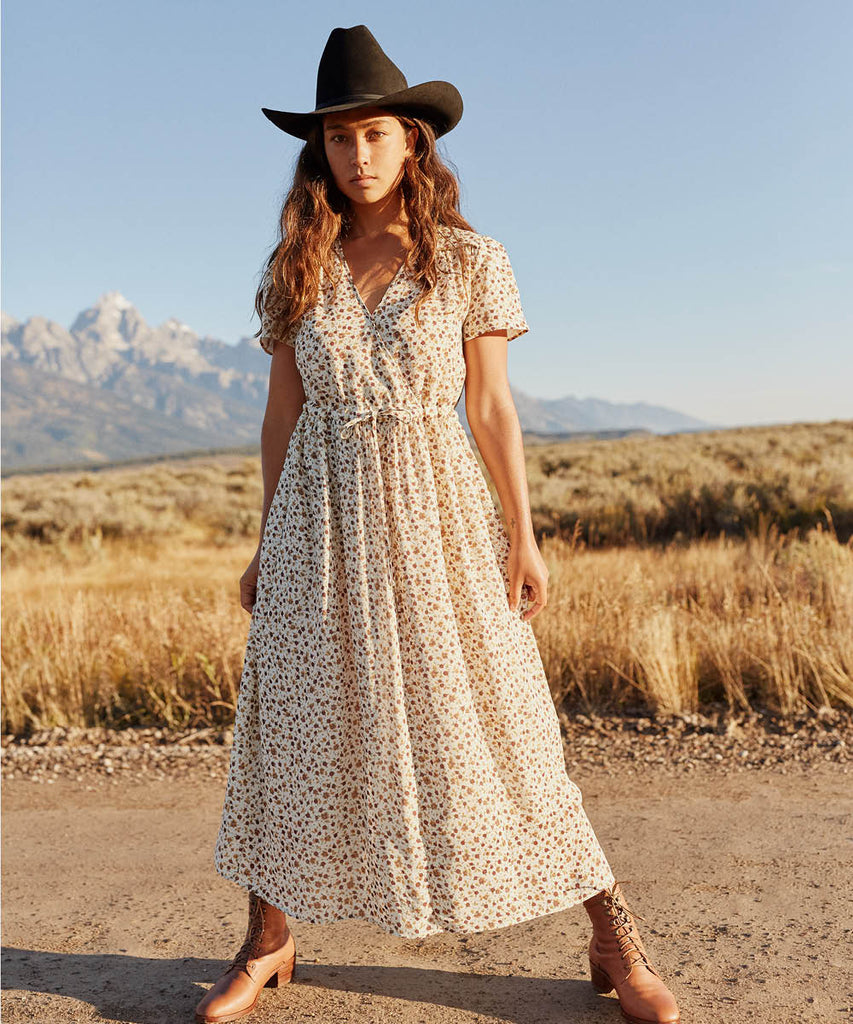 The Dawn Dress Petites | Autumn Breeze