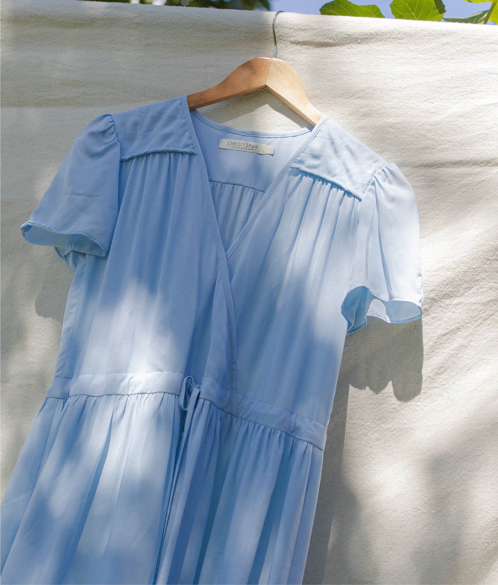 The Dawn Dress | Robin's Egg Embroider