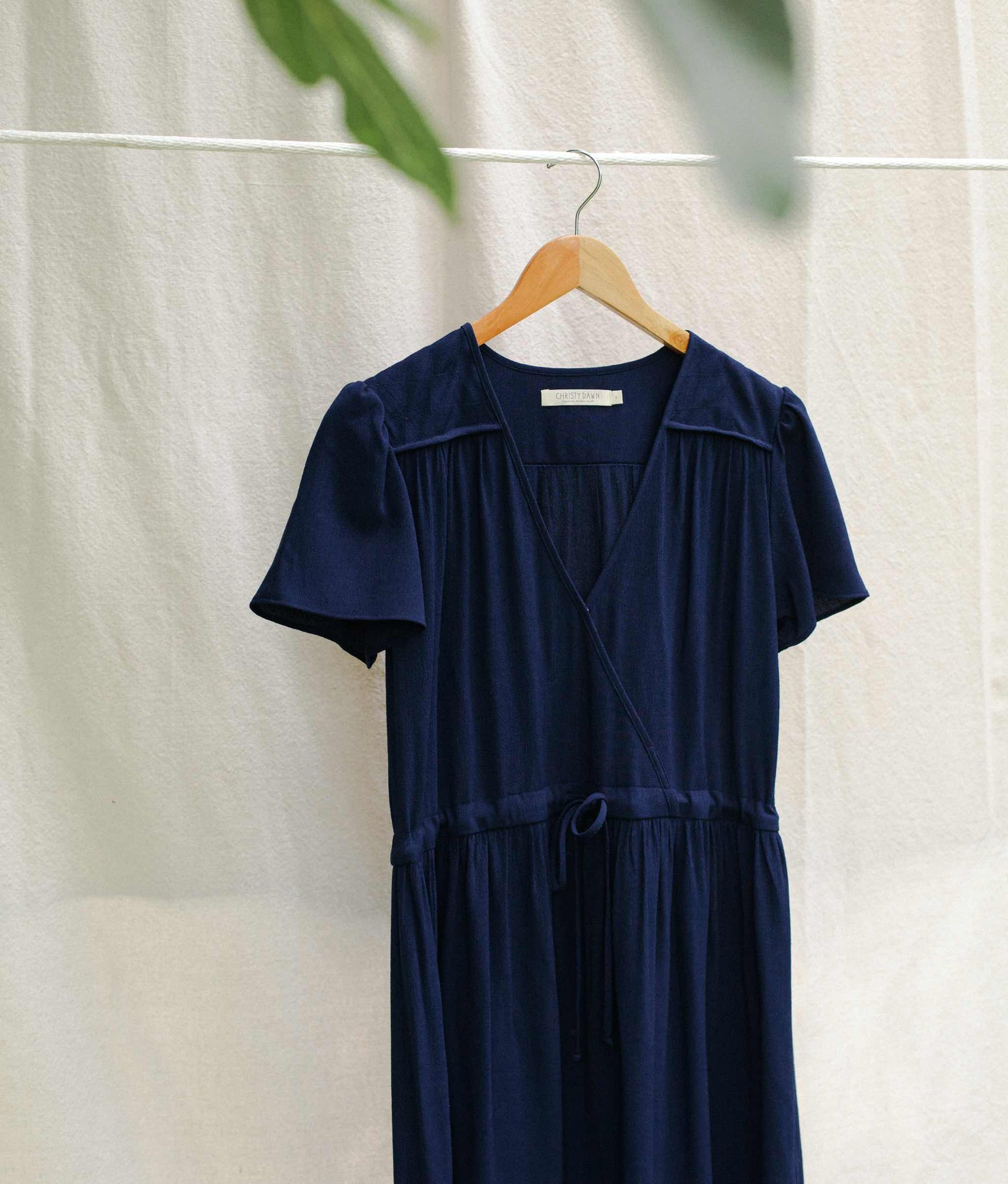 The Dawn Dress | Sapphire