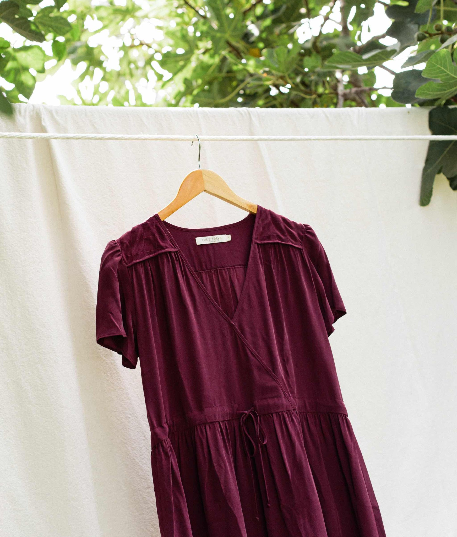 The Dawn Dress | Marion Berry (1-of-a-Kind)