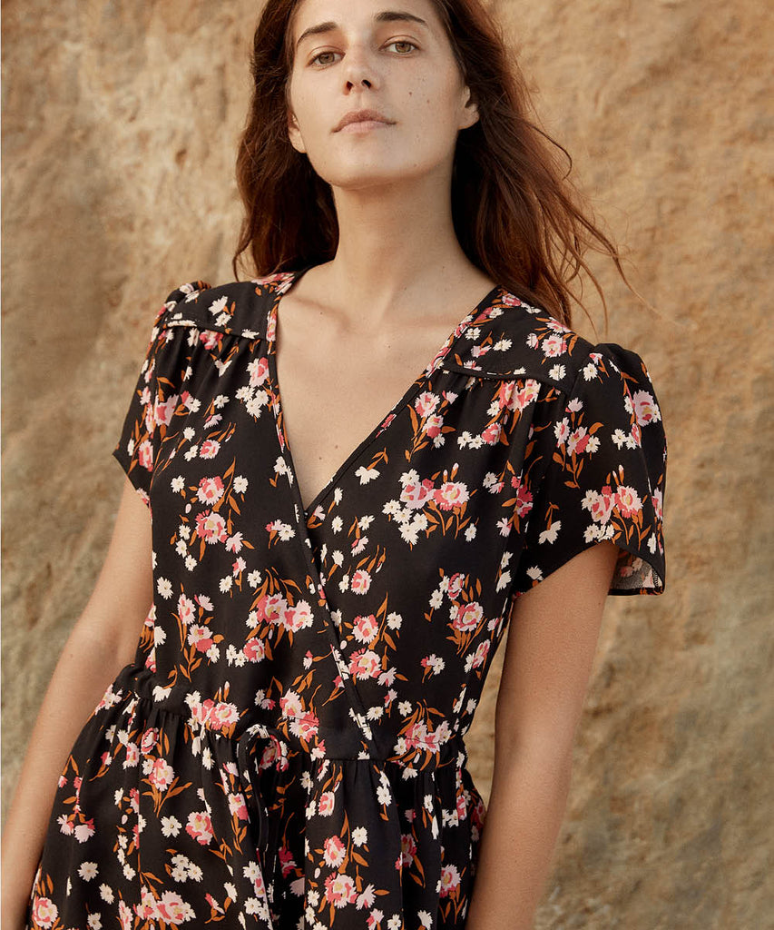 The Dawn Dress | Avant Floral image 4