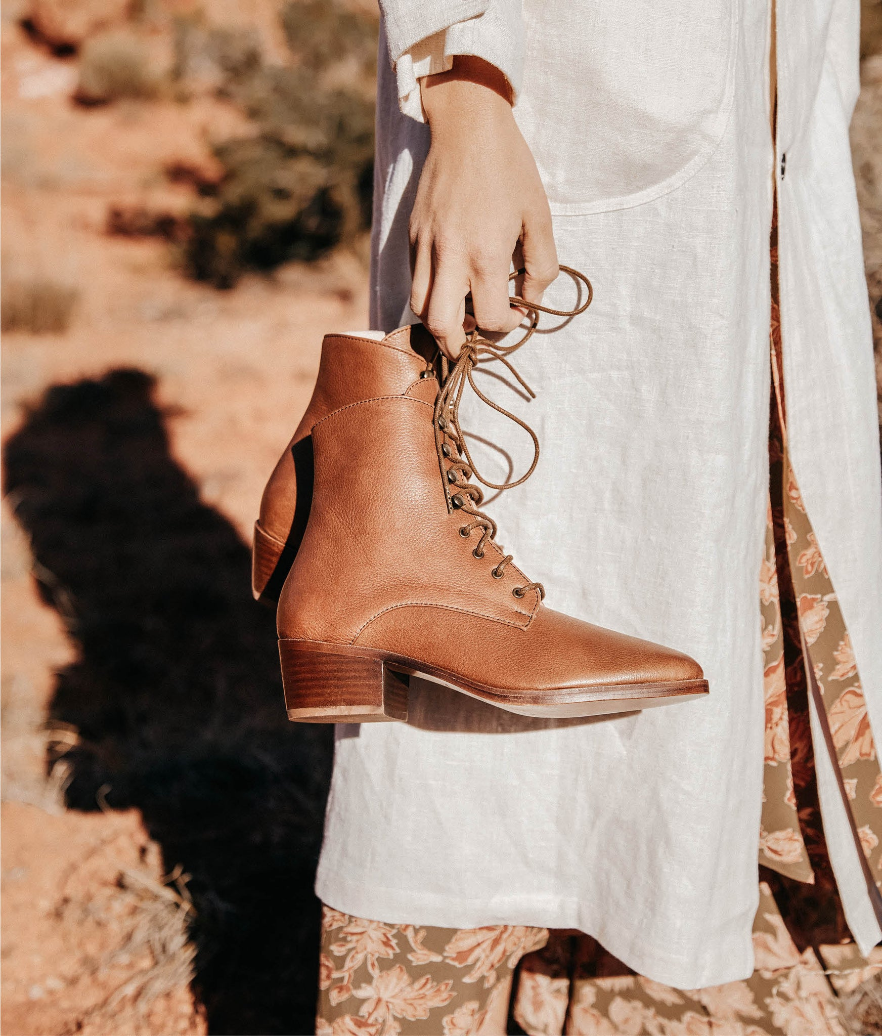 The Dawn Boot | Canyon Leather