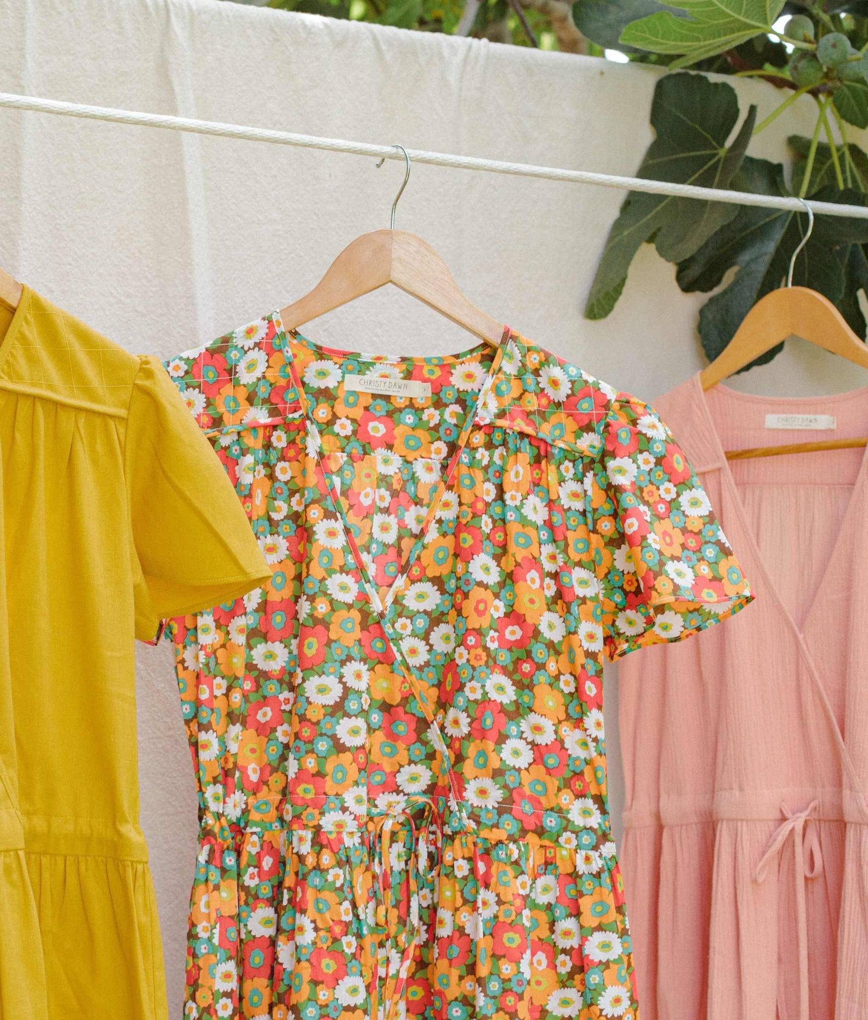 The Dawn Dress | Vintage Meadow (1-of-a-Kind)