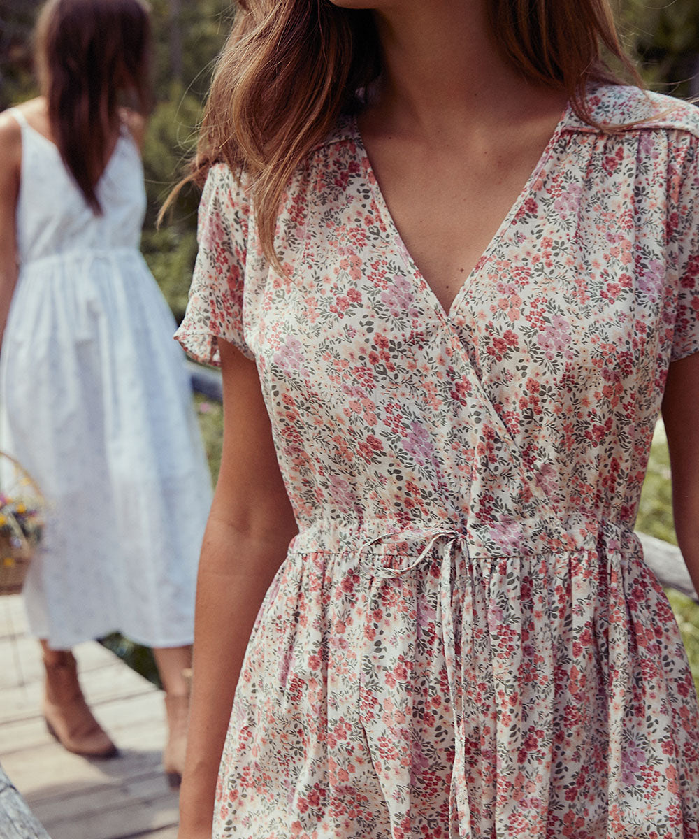 The Dawn Dress | Summer Roan (Cotton)