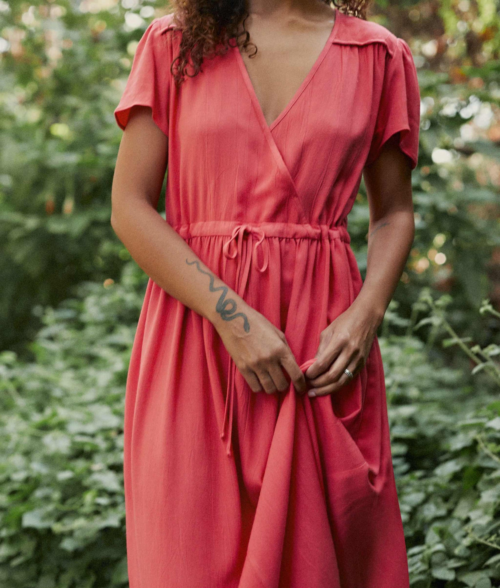 The Dawn Dress | Passonfruit