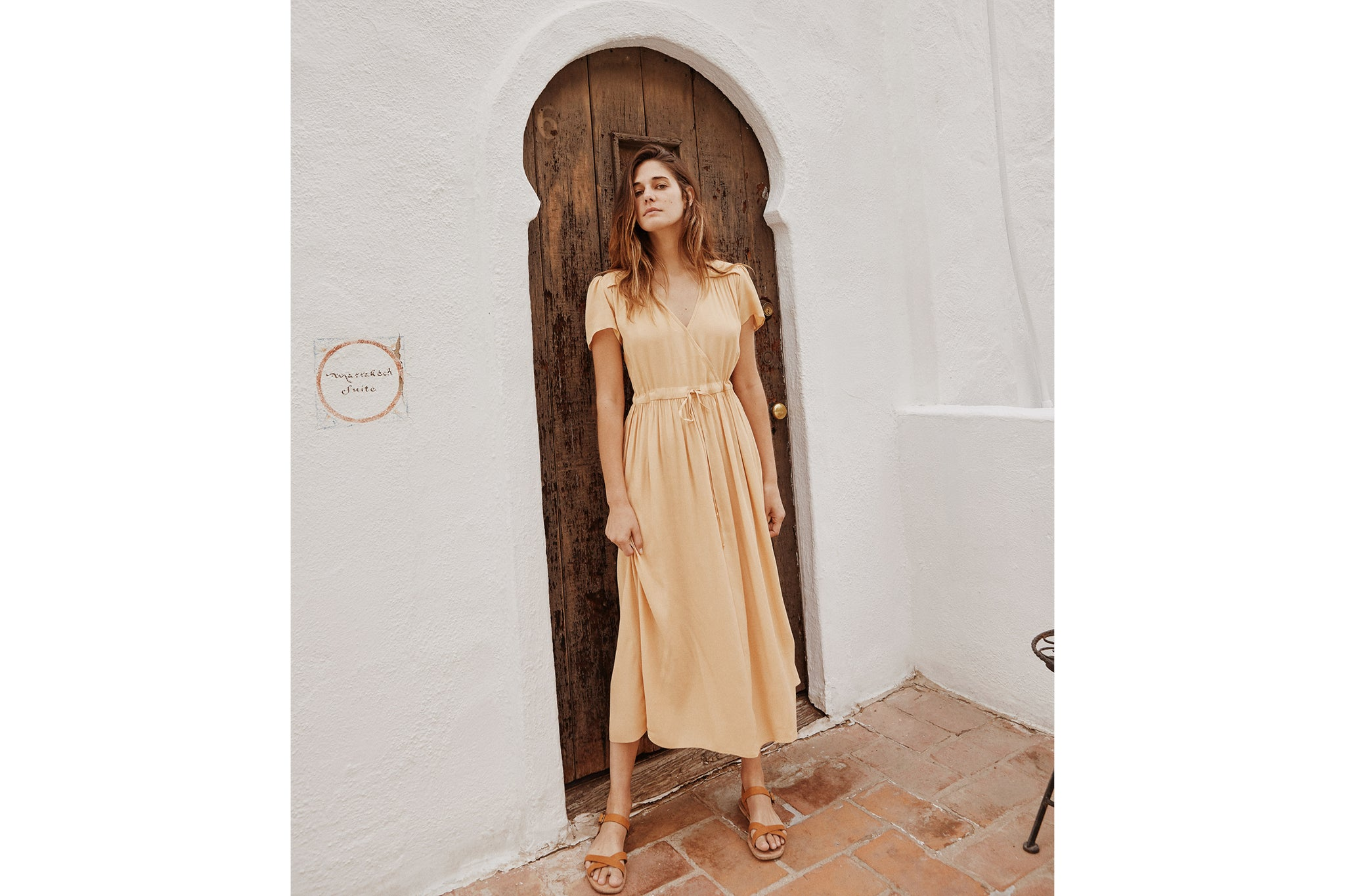 The Dawn Dress | Toffee