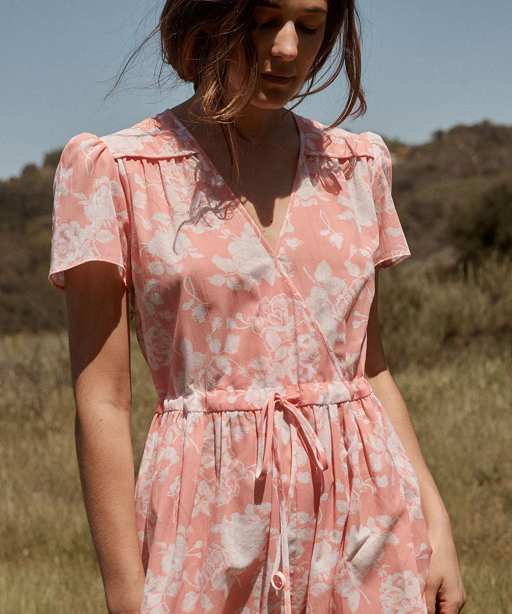 The Dawn Dress | Melon Rose