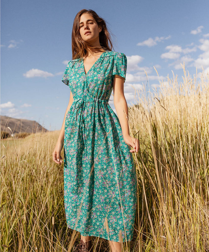 The Dawn Dress | Pansy