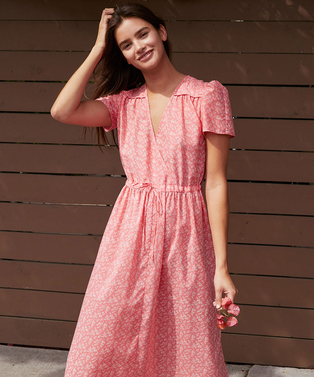 The Dawn Dress | Coral Meadow