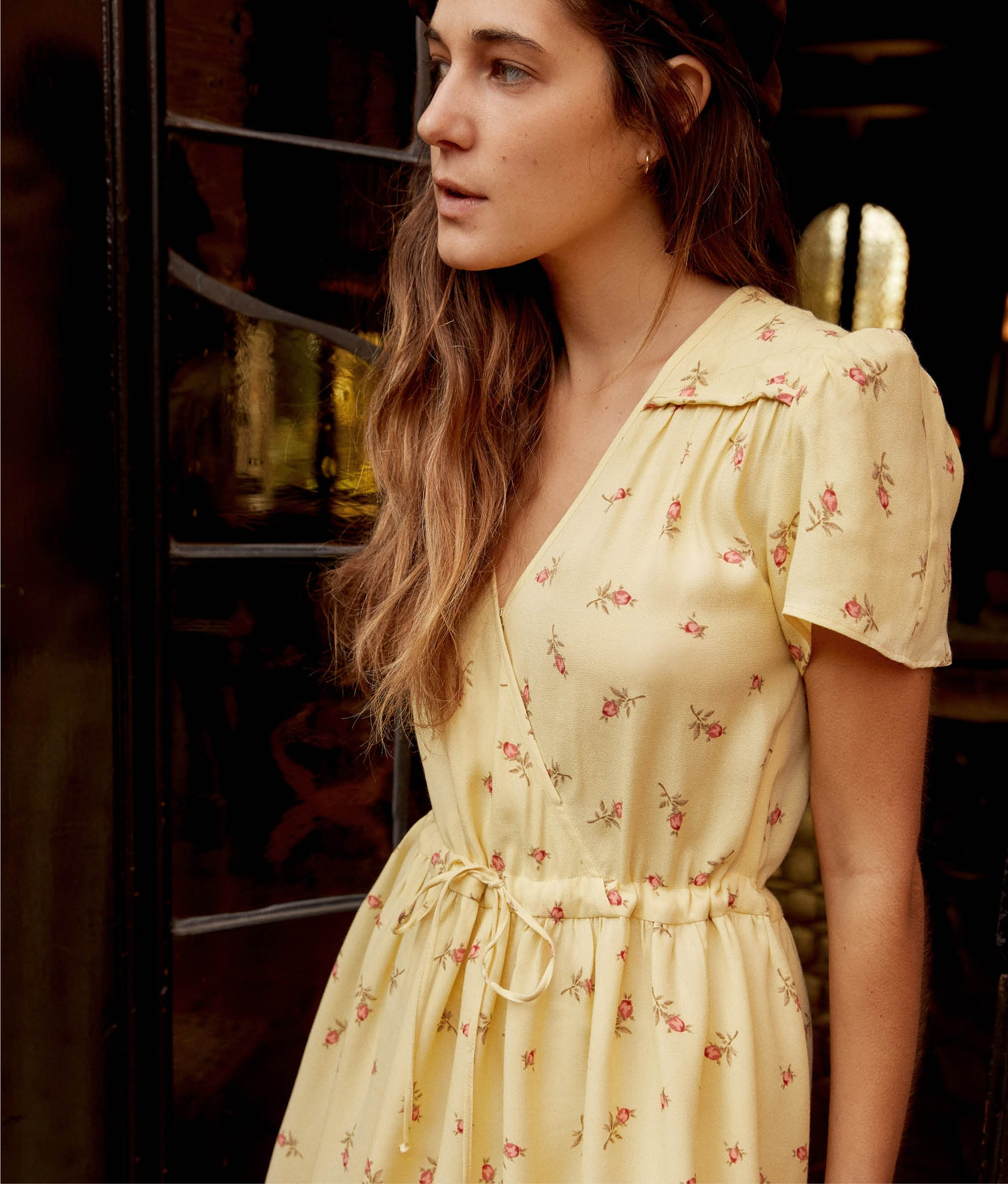 The Dawn Dress | Butter Floral
