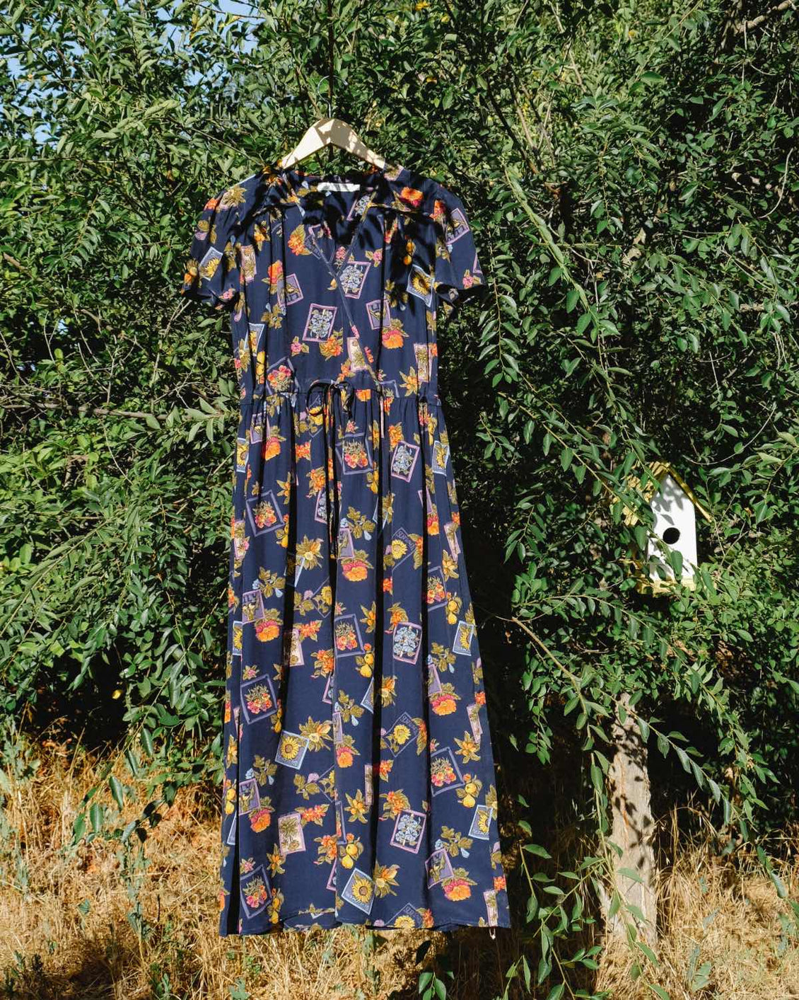 The Dawn Dress | Sunflower Garden