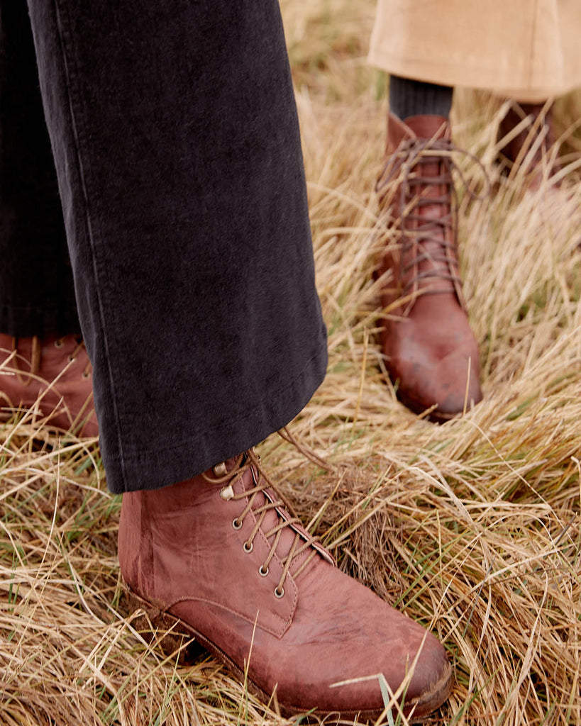 The Dawn Boot | Mahogany