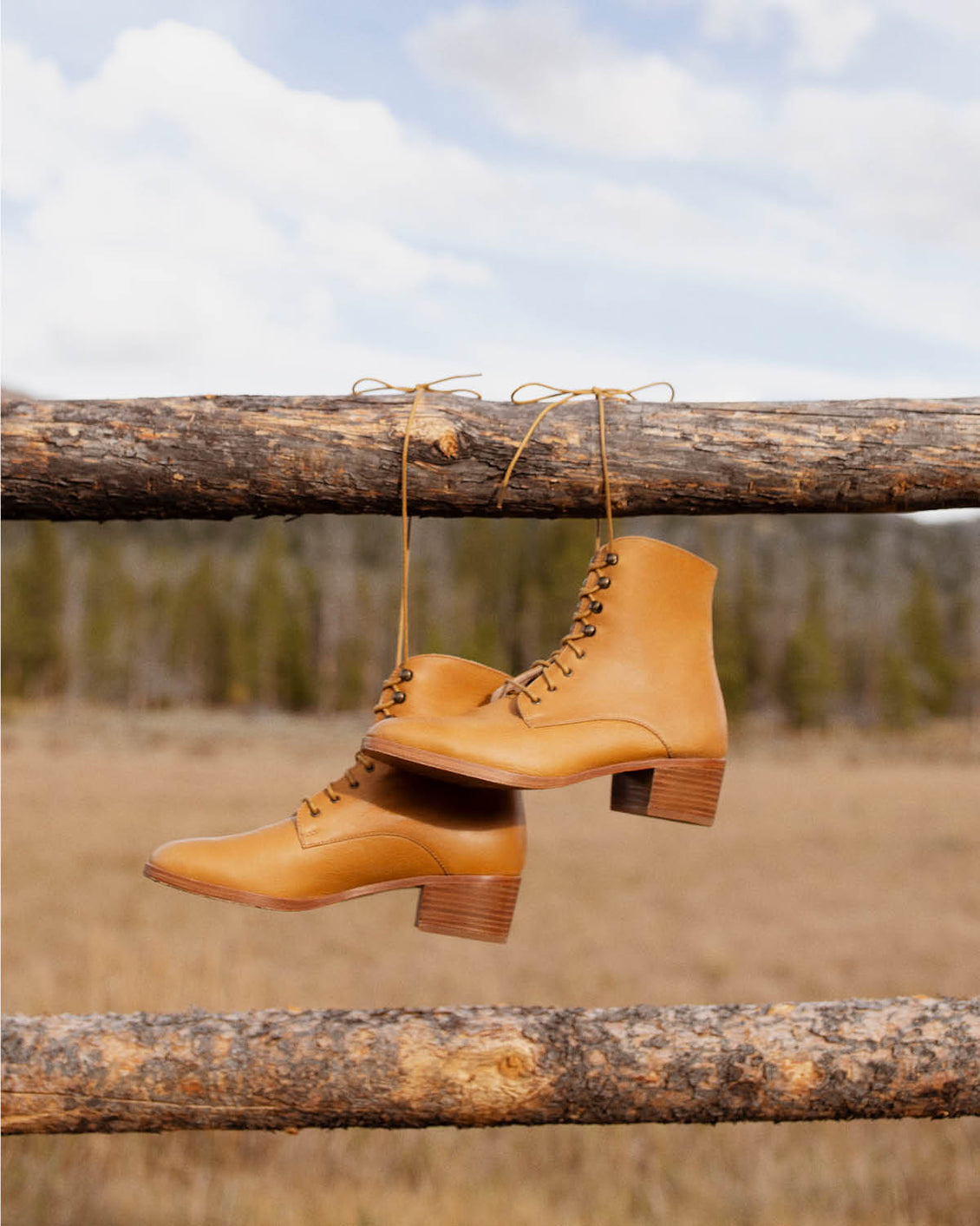 The Dawn Boot | Camel Leather