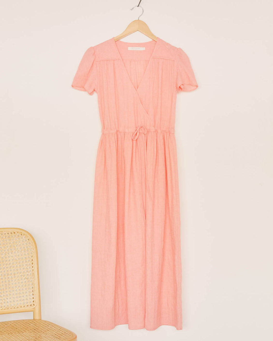 The Dawn Dress | Coral
