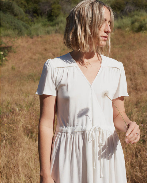 The Dawn Dress | Shell